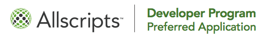 CHADIS is Certified for use with Allscripts Touchworks